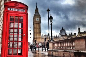 London incentive ideas